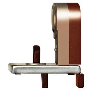 窓等をしっかり固定する窓ロックと振動センサーの2つの働きでしっかり守ります 豊光 BS-911 アラーム付窓ロック 新色追加 JAN:4954438802704 振動センサー内蔵 日本正規代理店品