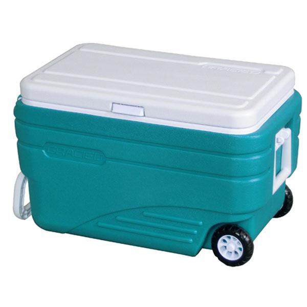 【送料無料】【ASTAGE/アステージ】 #620570 グラシードクーラーBOX 43L JAN:4991068151123 【生活雑貨/収納ケース/収納BOX/パーツ/アウトドア/冷蔵/保冷】