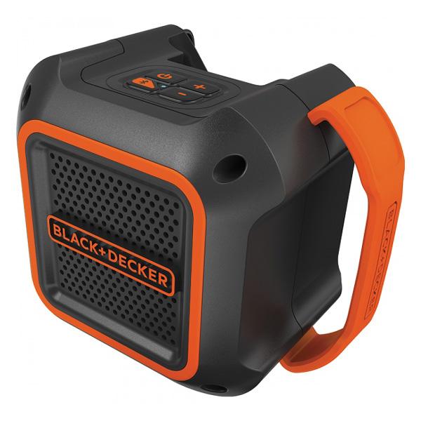 【送料無料】【ブラック&デッカー/B&D】BDCSP18 18V Bluetoothスピーカー 日本製 JAN:4536178862516 【B&D ホビー レジャー スピーカー】