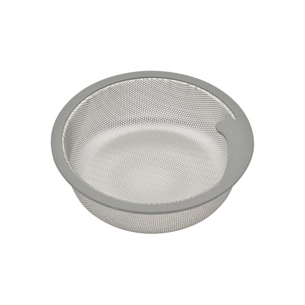 【GAONA】【ガオナ】GA-PB007 シンク用ステンレス製ゴミカゴ 排水口のゴミ受け (汚れにくい・錆びにくい・衛生的) JAN:4972353801589 【KAKUDAI/カクダイ】