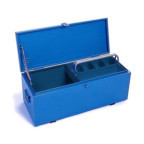 【送料無料】【リングスター/RING STAR】【スチール製工具箱】GT-750 大型車載用工具箱 ブルー 【DIY 工具 収納 作業用具】