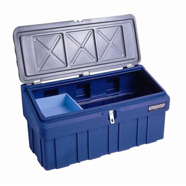 【送料無料】【リングスター/RING STAR】【樹脂製工具箱】SG-1300 スーパーボックスグレート 灰/ネイビー 【DIY 工具 収納 作業用具】