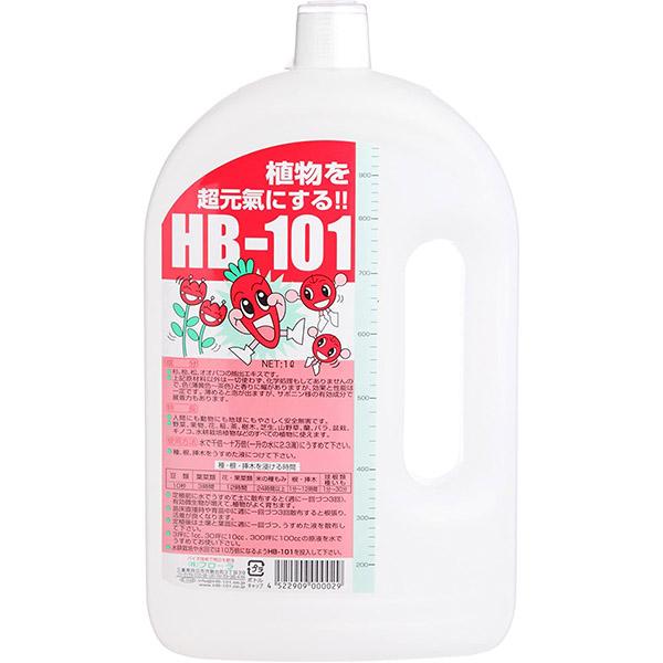 全ての植物を超元気に 送料無料 フローラ HB-101 1L ブランド品 天然植物活力液 JAN:4522909000029 今だけスーパーセール限定