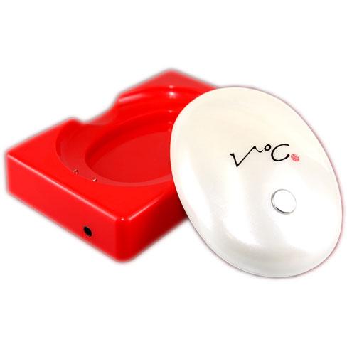 【送料無料】キャネット ヴィドシー美顔器 CS-1000血流促進 疲労 緩和 筋肉 振動 サロン 自宅 半導体セラミックス 肌にあてるだけ リラックス