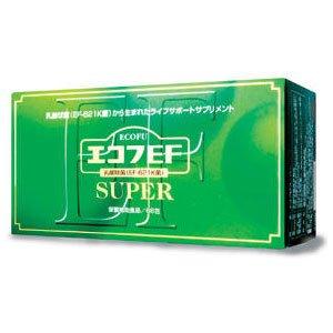 エコフEFスーパー 66包入 乳酸菌 サプリ 乳酸球菌 EF-621K 健康食品 サプリメント ヘルスケア 送料無料 ポイント【ポイントUP】