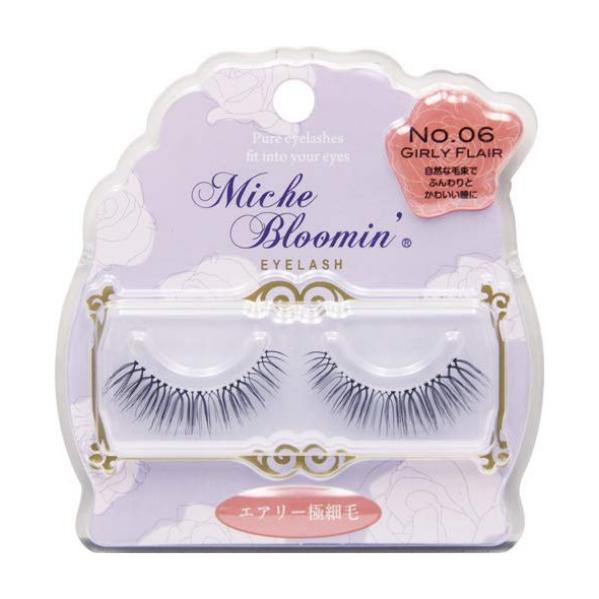 Platina Shop Mish Blooming No06 Girly Flare 1 Pair False Eyelashes