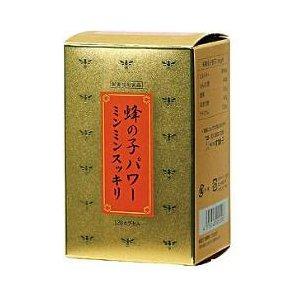 【送料無料】蜂の子パワーミンミンスッキリ 120カプセル【プラチナショップ】【プラチナSHOP】