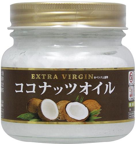 作为越南从椰子加油 (日本) 200 g 好美丽、 健康、 油、 椰子油的嗡嗡声!