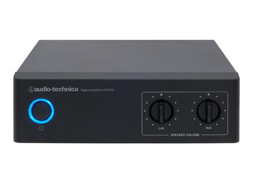 【送料無料】オーディオテクニカ 小型デジタルパワーアンプAT-DA70コンパクトかつ軽量なサイズ【プラチナショップ】【プラチナSHOP】