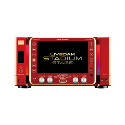 【送料無料】【代金引換不可】第一興商 LIVE DAM STADIUM STAGE DAM-XG7000II DAM超最新機種。業界初のデュアル映像をお楽しみください!