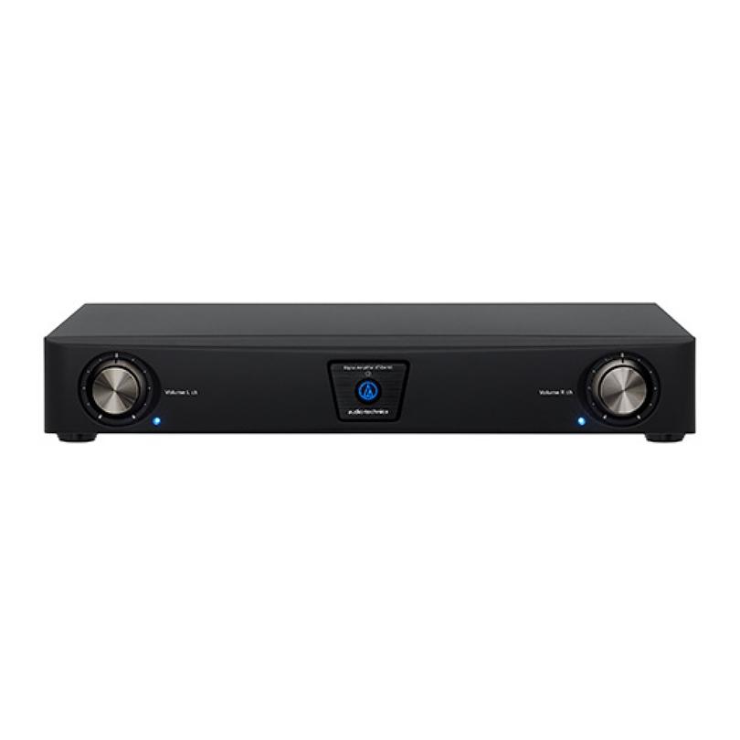 【送料無料】Audio-Technica 業務用デジタルパワーアンプ AT-DA100 オーディオテクニカ