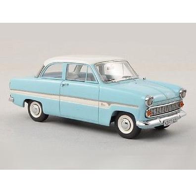 【送料無料】NEO/ネオ フォード タウナス 12M リムジン 59ブルー/ホワイト ミニカー 【プラチナショップ】【プラチナSHOP】