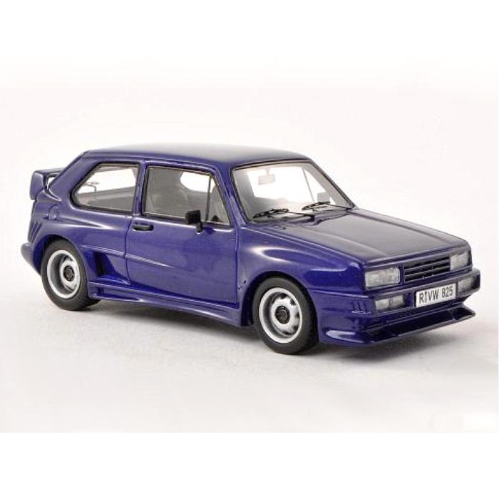 【送料無料】NEO/ネオ VW ゴルフ 1 GTO リーガー メタリックバイオレット ミニカー 【プラチナショップ】【プラチナSHOP】