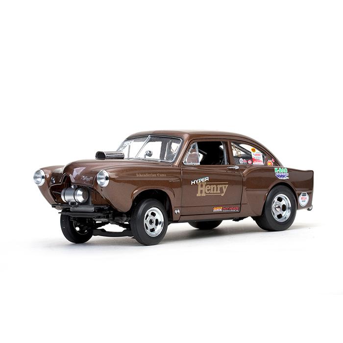 【送料無料】SunStar/サンスター ヘンリー J ガッサー 1951 メタリックカリビアンコーラル ミニカー 【プラチナショップ】【プラチナSHOP】