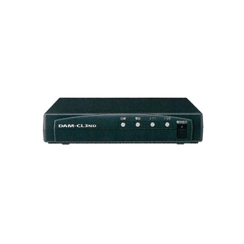 【送料無料】 第一興商 自動3回線切替機 DAM-CL3ND 通信 カラオケ 機器 回線 自動 切り替え 切替