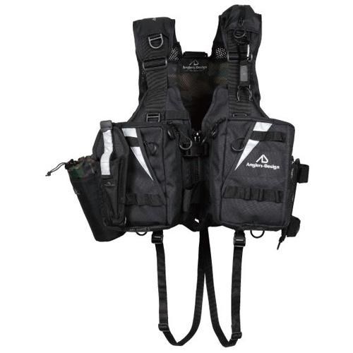 【送料無料】アングラーズデザイン(Anglers Design) エクストリーム3 ADF-04 ブラック【プラチナショップ】【プラチナSHOP】