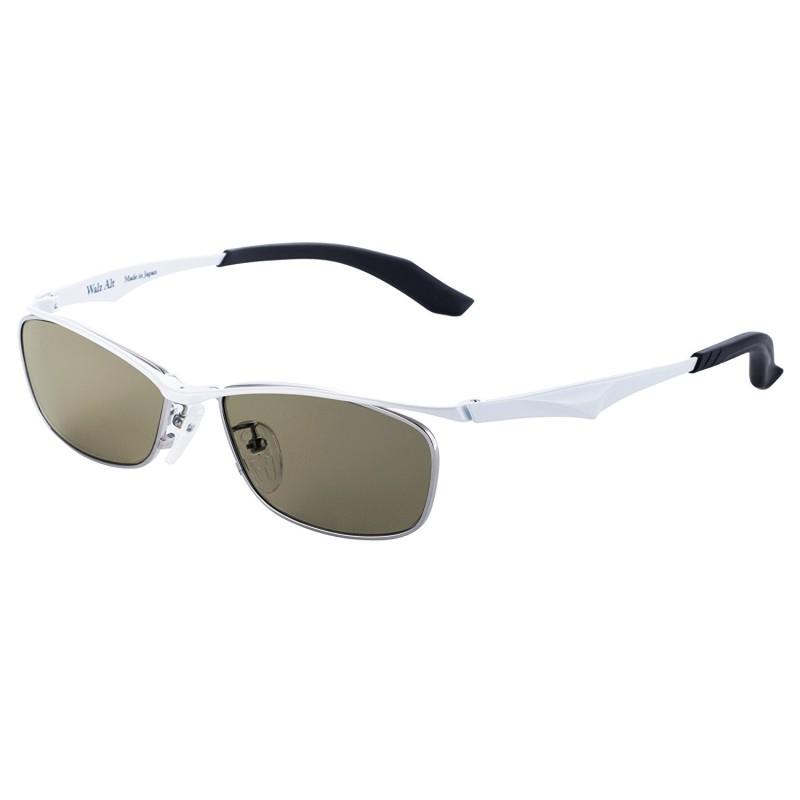 ZEAL OPTICS(ジールオプティクス) Walz Alt ワルツオルタ F-1600 ホワイト トゥルービュースポーツ サングラス 偏光 ミラー UV 紫外線 反射 メンズ レディース ドライブ 釣り アウトドア 送料無料