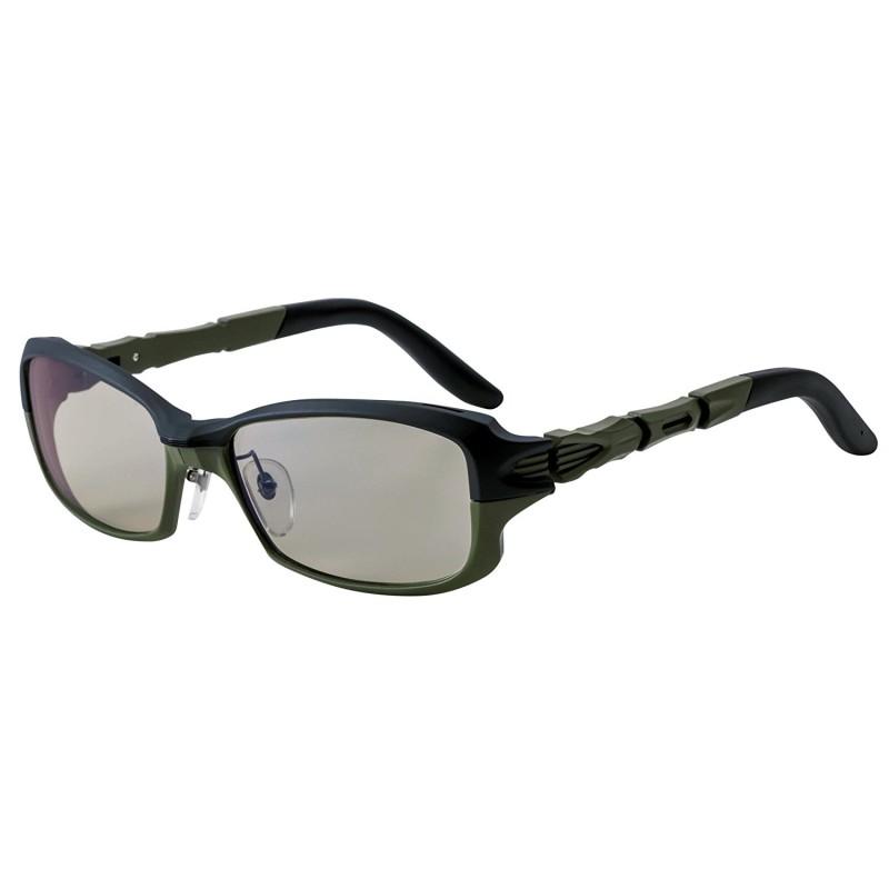 ジール (ZEAL) Fantom (ファントム) F-1564 ブラックカーキ ライトスポーツ ジール 偏光 サングラス ミラー UV 紫外線 反射 ジール オプティクス メンズ レディース ドライブ 釣り アウトドア 送料無料