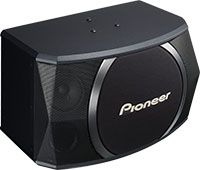 【送料無料】パイオニア CS-X060業務用カラオケスピーカー2本ペア定評な耐久性&クリアな音質家庭用、ホームシアターなどにも