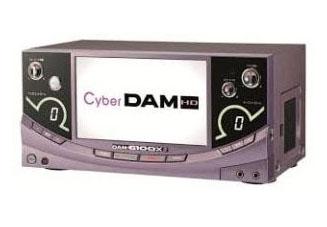 【送料無料】【代金引換不可】【新品】【第一興商】業務用 通信カラオケCyber DAM HD サイバーダム [DAM-G100XII] 本体【プラチナショップ】【プラチナSHOP】