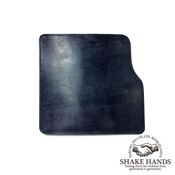 【SHAKE HANDS】シェイクハンズ SHLW-UNO(NAVY)ブライドルレザーレザー(ネイビー)