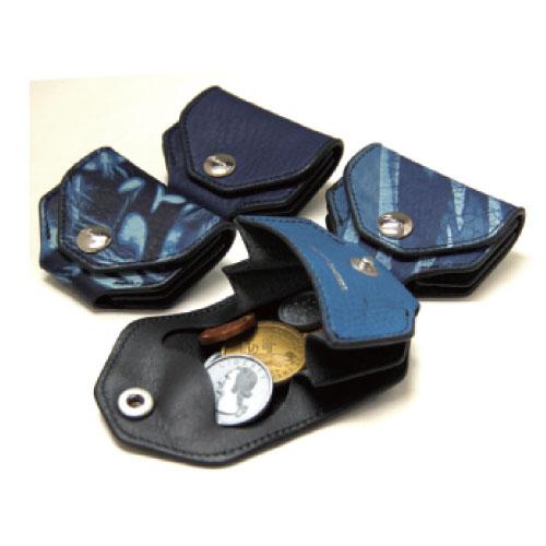 【Cramp】クランプ/池之端銀革店【SUKUMO Leather】SUKUMO×Italian Shrink leather Mini Coin Case ミニコインケース/コイン/ミニ スクモレザー
