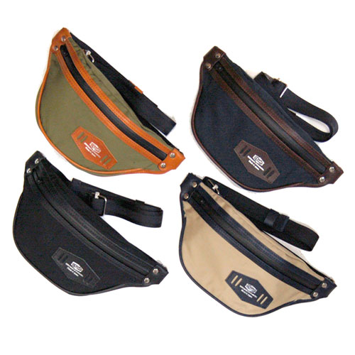 【Cramp】クランプ/池之端銀革店【新作】/Cr-5016/Cramp VENTILE Pocket Bag/Cr-5016/ベンタイル/ポケットバック/ボディバック