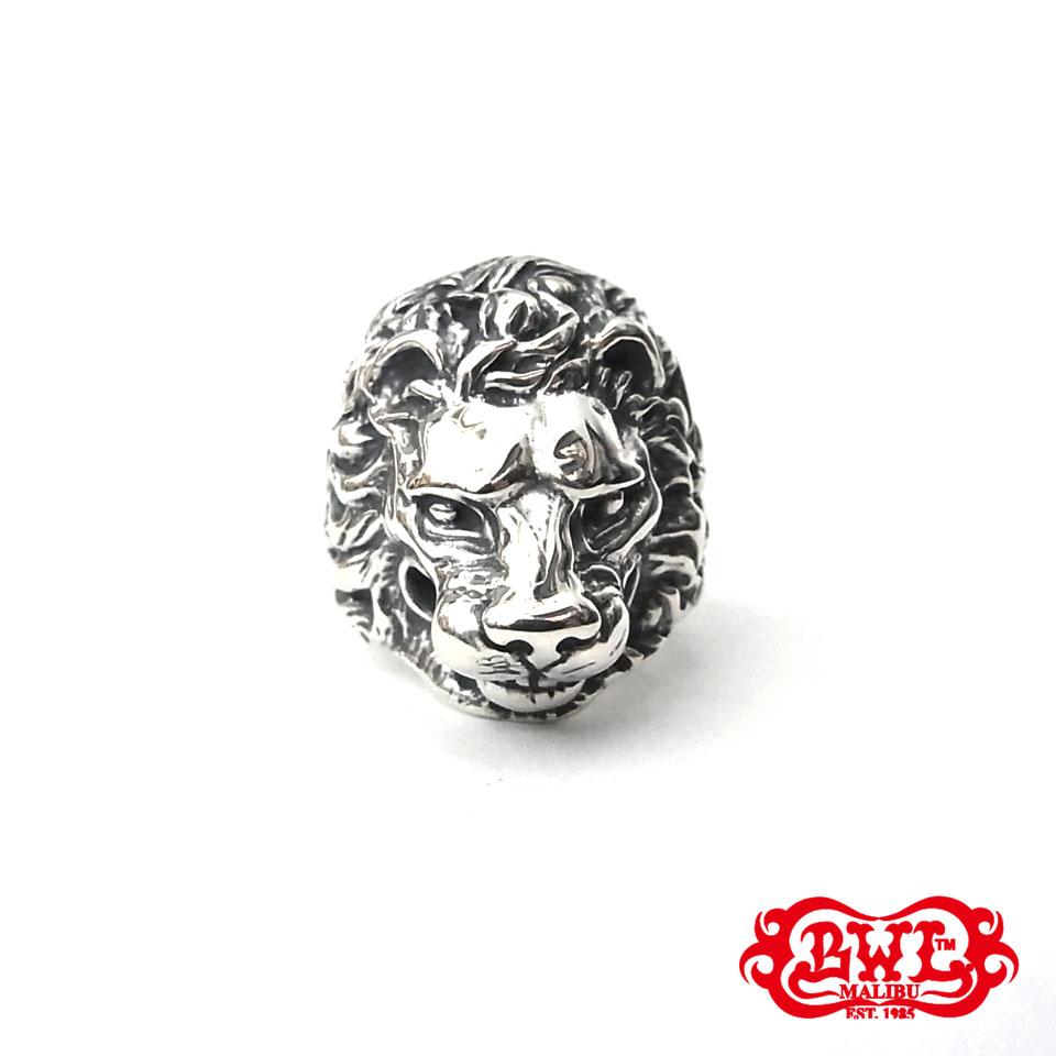 【BWL】Bill Wall Leather ビルウォールレザー【送料無料】【あす楽】/LION RING/ライオンリング/シルバー