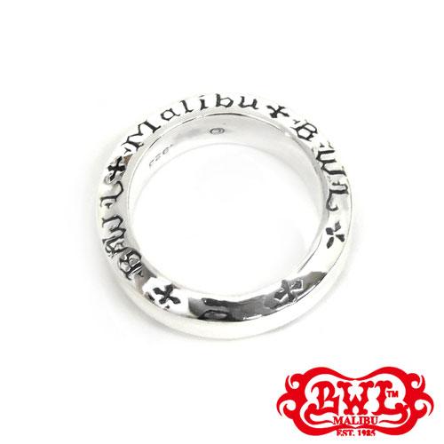 【BWL】Bill Wall Leather ビルウォールレザー【送料無料】【あす楽】/BWL SPACER RING (LARGE)ビルウォールレザースペーサーリング(ラージサイズ)/シルバーリング/スペーサー