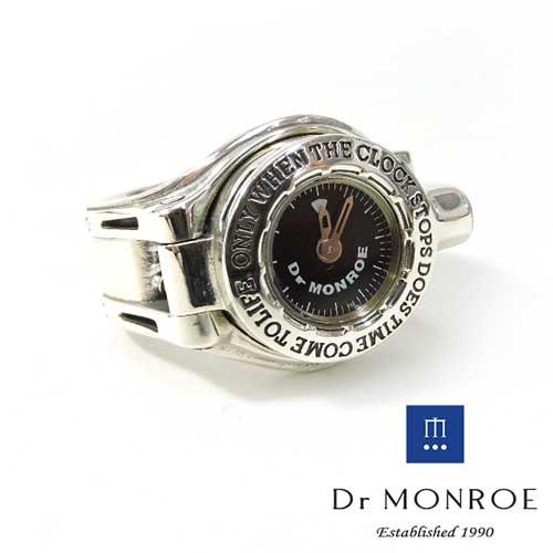 【Dr MONROE】ドクターモンロー シルバーメンズリング FC-164SE-SV