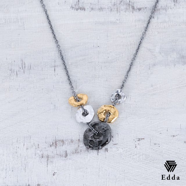 【EDDA】エッダEP-012/古銭モチーフシルバーペンダント/ユニセックス/ペアアイテム