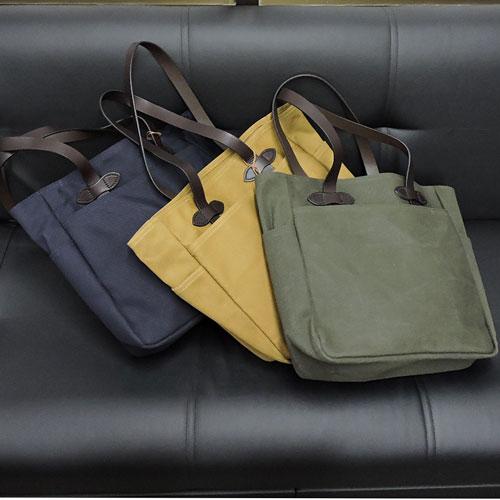 【FILSON】フィルソンTOTE BAG WITHOUT ZIPPER トートバックウィズアウトジッパーバック/トート/ジッパーなし/ショルダートート/男女兼用