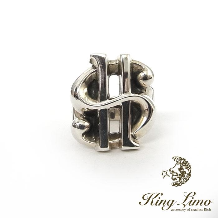 【KING LIMO】キングリモマキシマムダラーリング/シルバー