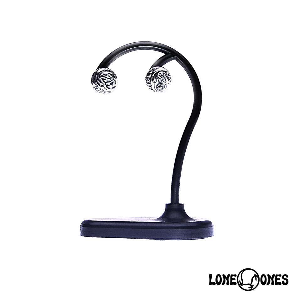 【LONE ONES】ロンワンズ【送料無料】【あす楽】/MF Earrings: Nest - 1pc ネスト/シルバーピアス