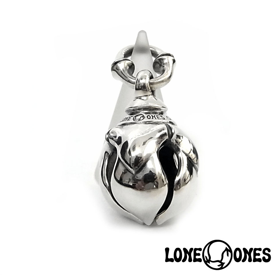 【LONE ONES】ロンワンズ【送料無料】【あす楽】/KF Pendant: Pod - Medium KFペンダント:ポッド‐M/シルバーペンダント