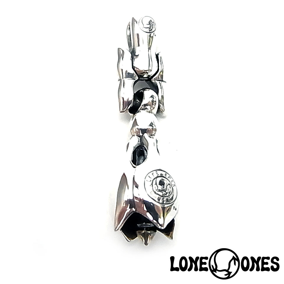 【LONE ONES】ロンワンズ【送料無料】【あす楽】/KF Key Clasp: Tear Bell - Medium KFキークラスプ:ティアベル‐ミディアム