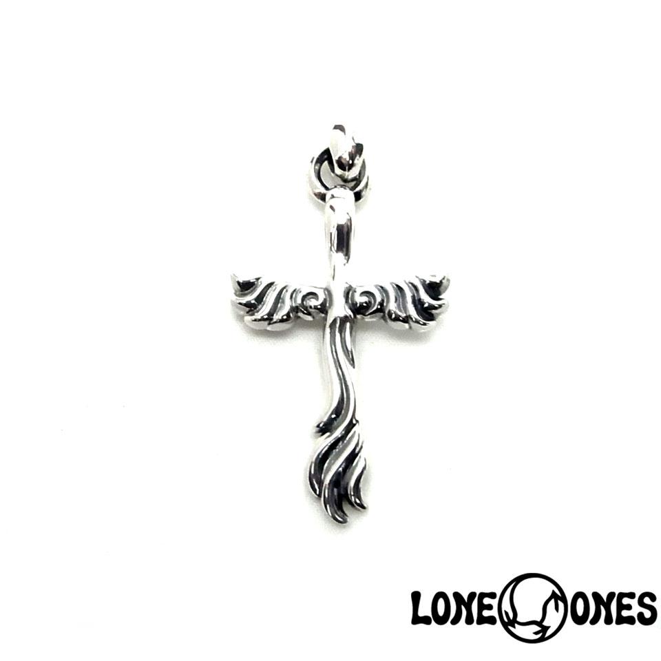 【LONE ONES】ロンワンズ【送料無料】【あす楽】/MF Pendant: Lone Eagle ‐Medium Linked Silk ロン イーグル‐ミディアム リンクド シルク/シルバーペンダント