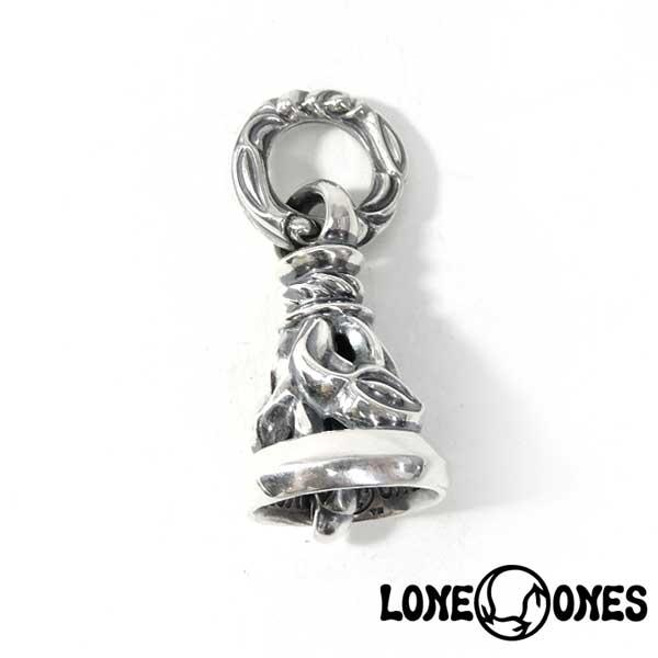 【LONE ONES】ロンワンズ【送料無料】【あす楽】/MF Pendant: Crane Bell - Large クレーンベル ラージ/シルバーペンダント