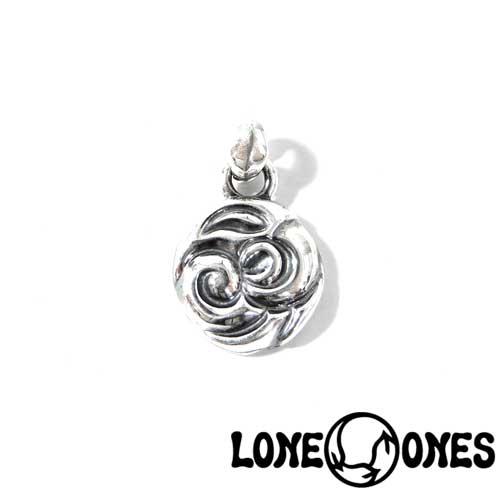 【LONE ONES】ロンワンズ【送料無料】【あす楽】/MF Pendant: MF Pendant: Soul Mate - Small ソールメイトSサイズ/シルバー/ペンダント