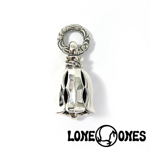 【LONE ONES】ロンワンズ【送料無料】【あす楽】/新作MF Pendant: SILK BELL -Large シルクベルLサイズ/シルバーペンダント