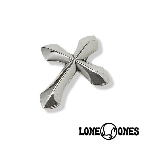【LONE ONES】ロンワンズ【送料無料】【あす楽】/MF Pendant: Silk Cross - Large シルククロスペンダント -ラージ/シルバーペンダント