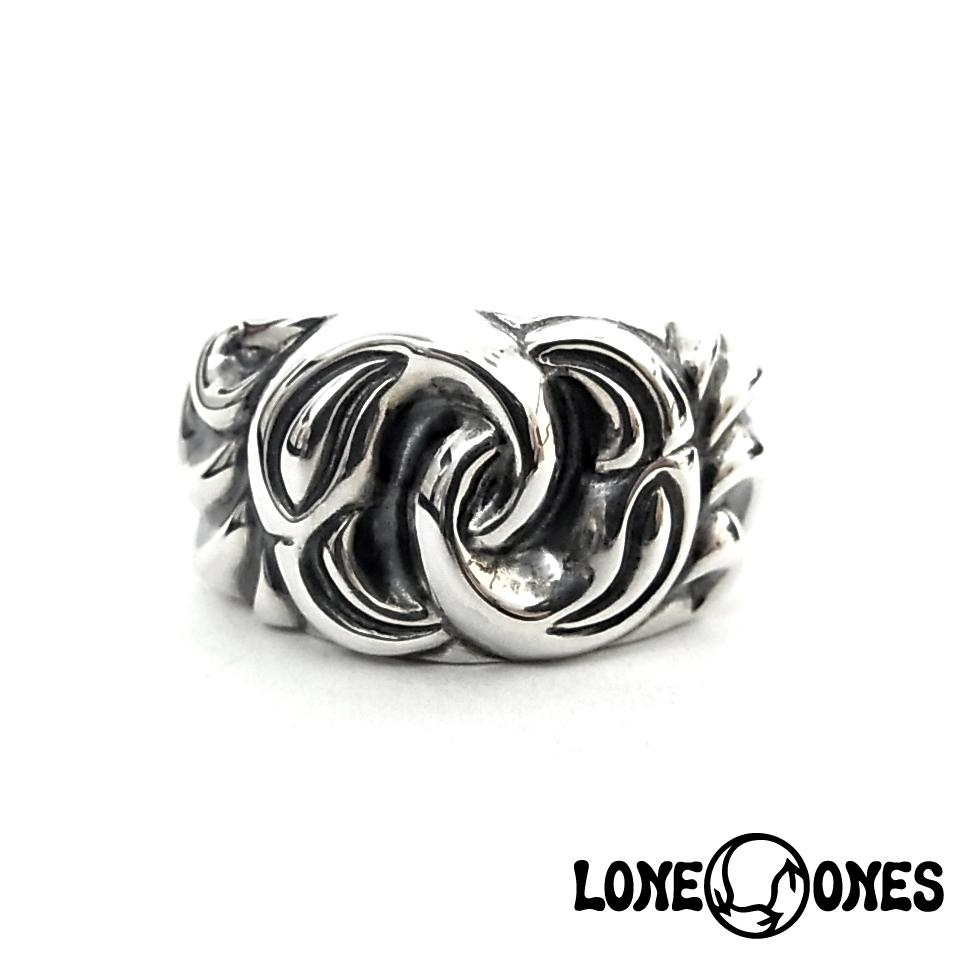 【LONE ONES】ロンワンズ【送料無料】【あす楽】/MF Ring: Cosmic Union コスミックユニオンリング/シルバーリング