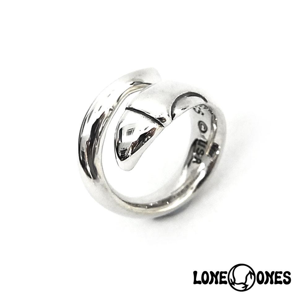 【LONE ONES】ロンワンズ【送料無料】【あす楽】/MF Ring: Sparrow スパロウリング/シルバーリング