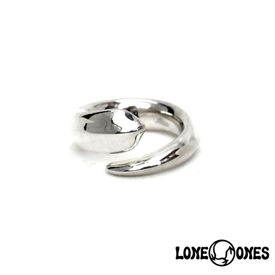 【LONE ONES】ロンワンズ【送料無料】【あす楽】/KF Ring: Flow フローリング/シルバーリング