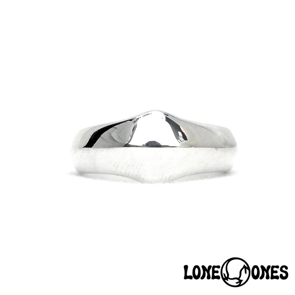 【LONE ONES】ロンワンズ【送料無料】【あす楽】/MF Ring: Silk - Small シルクリング スモール/シルバーリング