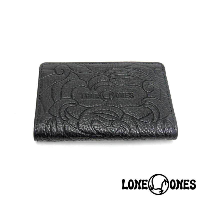 【LONE ONES】ロンワンズ【送料無料】【あす楽】/MF Wallet: Card Case (Stamp) MFウォレット:カードケース(スタンプ)