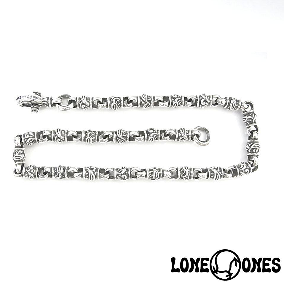 【LONE ONES】ロンワンズ【送料無料】【あす楽】/MF Chain: Hawk - Long ホーク-ロングチェーン/シルバーチェーン