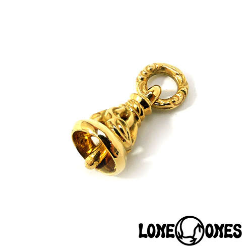 【LONE ONES】ロンワンズ【送料無料】【あす楽】/MF Pendant: Crane Bell - Extra Small - 22K クレーンベル-エクストラスモールK22ペンダント/ゴールド/22KG/クレーン