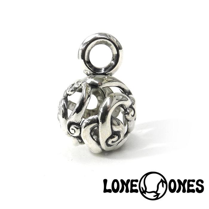 【LONE ONES】ロンワンズ【送料無料】【あす楽】/MF Pendant: Love pod ラブ ポッドペンダント/シルバーペンダント