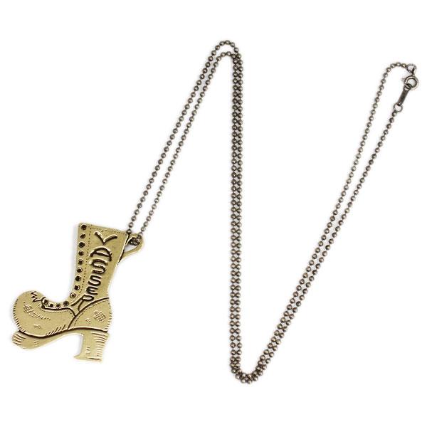 【VASSER】バッサーBootsman's Bottle Opener Pendant Brass(ブーツマンズボトルオープナーペンダント)w/Chain 70cm/ペンダント/ブーツ/真鍮/栓抜き/チェーンセット/メンズ/レディース